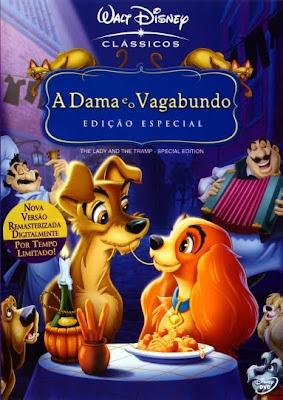 Filme Poster A Dama e o Vagabundo DVDRip XviD Dublado