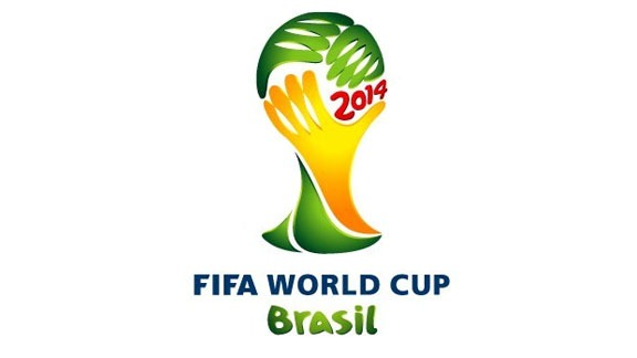 World Cup 2014 official Logo