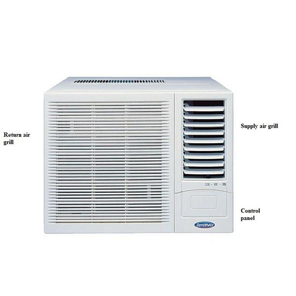 Mechanical Handz  Types Of Air Conditioning Systems