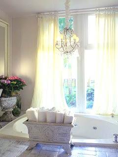 original forma de guardar las toallas en el baño