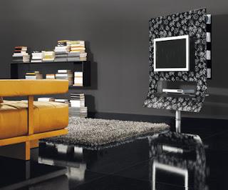 mueble para televisión lcd