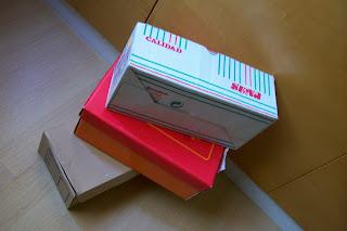 forrar cajas de zapatos