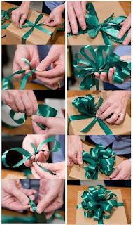 como decorar el envoltorio de un regalo