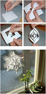 idea para hacer un adorno de navidad