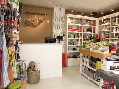 nueva tienda de cuisine paradiso