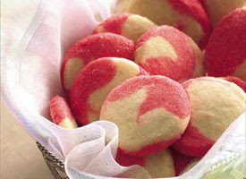Peppermint and Vanilla Butter Cookies - Fun and Food Blog
