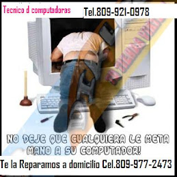 REPARACIONES DE TODO TIPO DE COMPUTADORAS