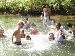 el staff del retiro city en el rio