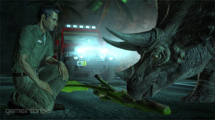 Game Fudge: New Jurassic Park Game