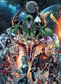 #9 DC Universe Wallpaper