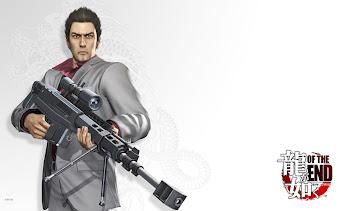 #12 Yakuza Wallpaper