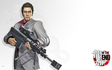 #12 Yakuza Wallpaper