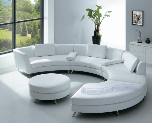 White Sofa Living Room Designs