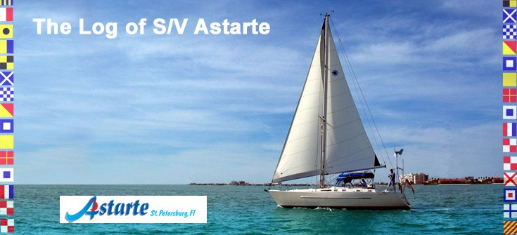 The Log of S/V Astarte