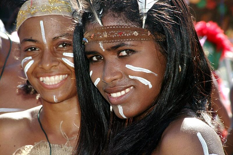 Taino Women http://congadr.blogspot.com/2010/08/guiro-history-and-current-practice.html