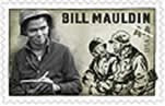 Bill Mauldin Stamp