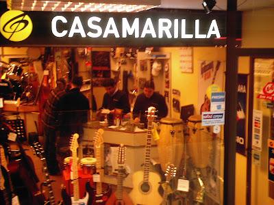 Donde comprar instrumentos musicales en santiago p gina Casa amarilla santiago