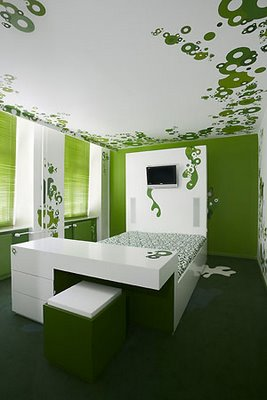 modern green design with luxury style. beautiful ideas. Home Design Ideas