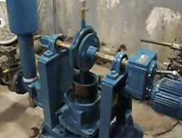 plunger pump wastewater sludge transfer