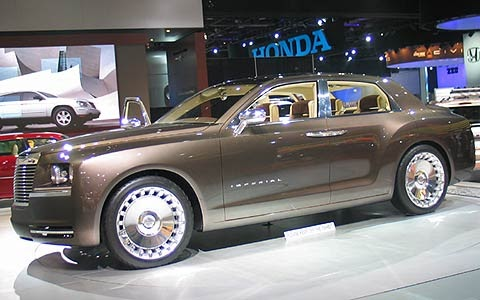 2006 Chrysler Imperial Concept Wallpapers Pictures Photos Images
