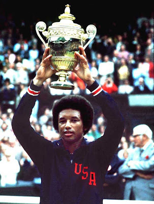 Arthur Ashe On Suffering