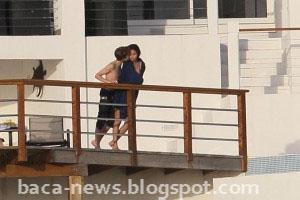Foto Mesra Justin Bieber Dan Selena Gomez