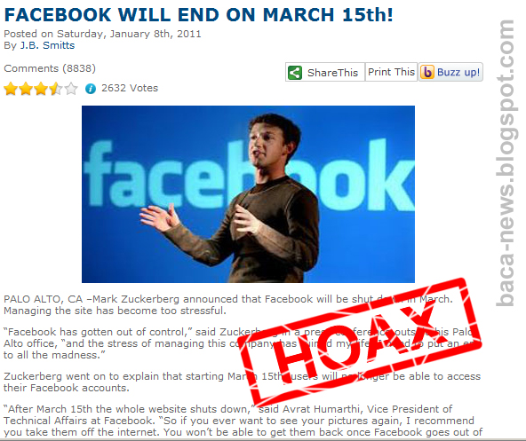 WeeklyWorldNews.com - Situs Hoax WeeklyWorldNews