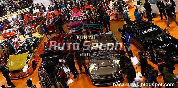 TAS 2011-TAS-Tokyo Auto Salon-2011