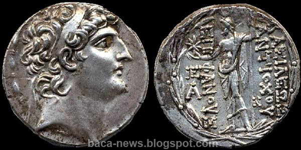 Koin Kuno Yunani - Misteri Koin Kuno Yunani Ungkap Astronomi Langka