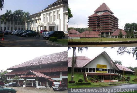 Universitas Indonesia - Daftar 50 Universitas Top Indonesia