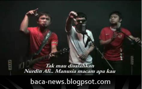 Nurdin Ali By Sayyidin Band - Lirik Lagu Nurdin Ali By Sayyidin Band