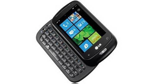LG Quantum - Smartphone Terbaik 2011 LG Quantum