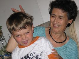 Martin y la Abuelita Diana