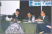 ACTIVIDADES RED : FORUM en el Colegio de Abogados de Lima
