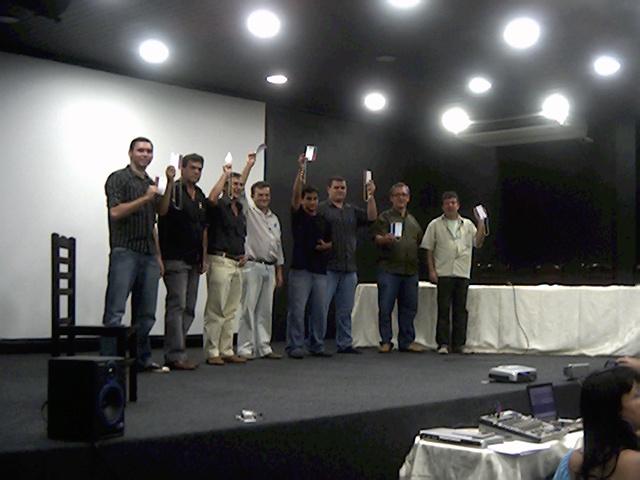 Representantes da III Conferência das Cidades.