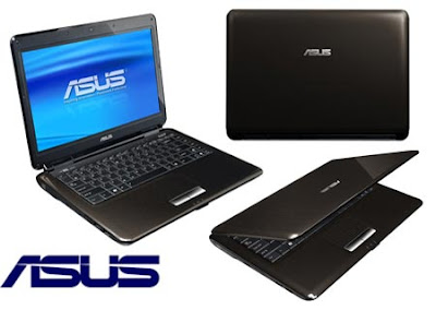 Laptop  ASUS K40IN