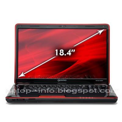 Toshiba Qosmio X505-Q830