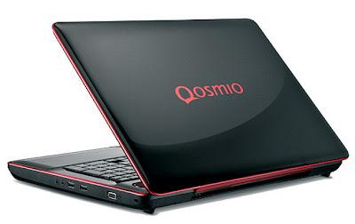 Toshiba Qosmio X505-Q898