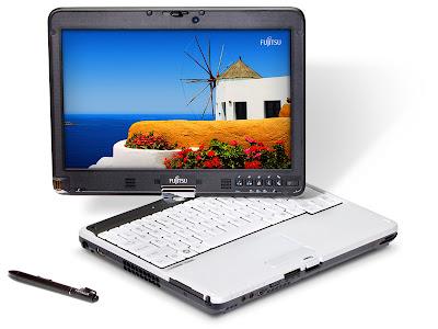 Fujitsu LifeBook T730a