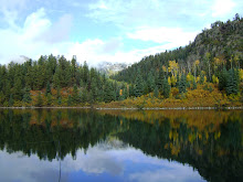 Electra Lake: Transitions into Autumn