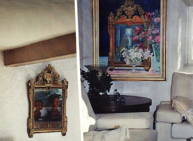Duo de miroirs
