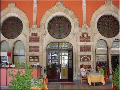 Estación del Orient Express