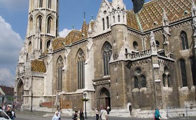 Iglesia de Mátyás