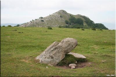 Olano durante el descenso de Arbara