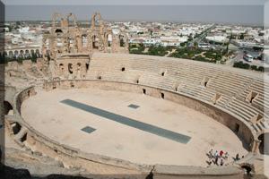 Vista del Coliseum