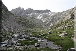 Ibón de la Escaleta 2.210 m.