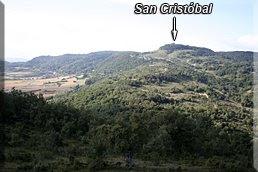 Panorámica de San Cristóbal al sur