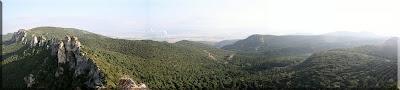 Panorámica desde el Pico