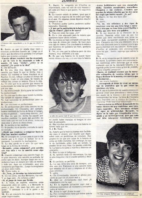 Segunda página entrevista DECINE