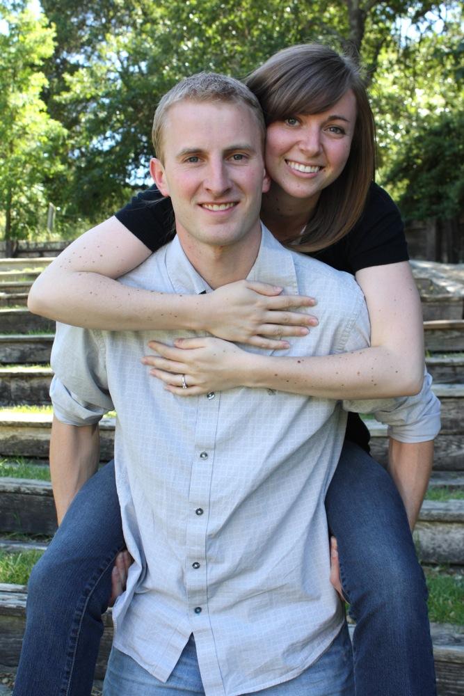 Amateur couple photo